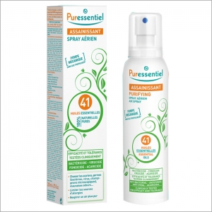 Spray assainissant Puressentiel, spray de 200 ml